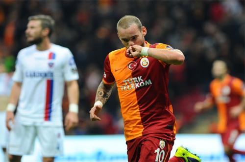 Galatasaray 2-1 Kardemir Karabükspor