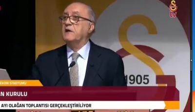 Galatasaray Divan Kurulu'nda, 'Her şey çok güzel olacak' sloganları