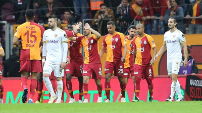 Galatasaray Kayseri'yi 3 golle geçti
