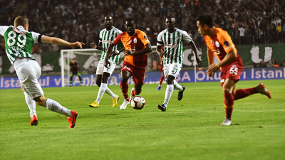 Galatasaray Konyaspor maçında gol olmadı