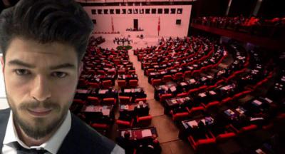 Garda ölü bulunan öğrenci Mert Çokluk meclis gündeminde