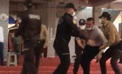 Gaziantep'te, camide gözaltına alınan 76 kişi serbest bırakıldı
