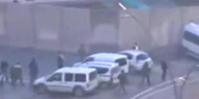 Gaziantep'te çatışma: 'Canlı bomba emniyete girmeye çalıştı'