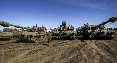 'Gazze'ye kara harekatı için hazırlıklar sürüyor'