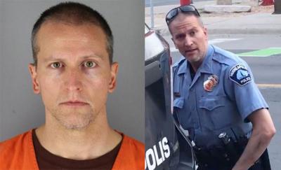 George Floyd'u öldüren polisin kefaleti kaldırıldı, tutuklandı