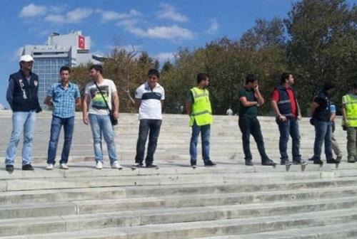 Gezi Parkı tekrar kapatıldı!
