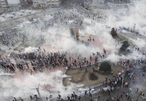 Türkiye Gezi'de Ölen Hayvanlar Yüzünden Mahkemelik!