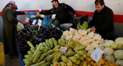 Gıda enflasyonu yüzde 32'ye yükseldi