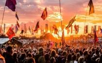 Glastonbury Festivali'nin biletleri 55 dakikada tükendi