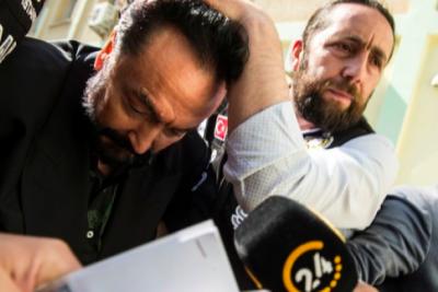 Gözaltına alınan Adnan Oktar: İngiliz derin devletinin oyunu