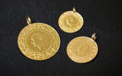 Gram altın 410 TL'ye ulaştı