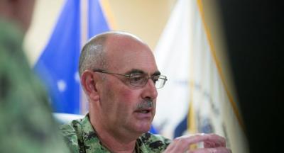 Guantanamo'daki komutan görevden alındı