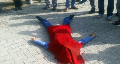 Gündüz vakti sokak ortasında dehşet! 1 ölü...
