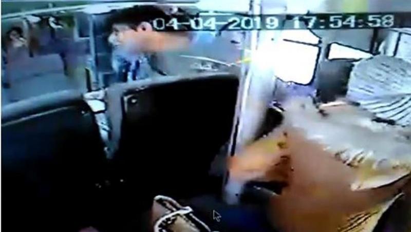 Habertürk editörüne otobüste cinsel taciz