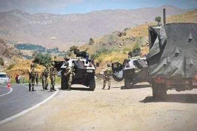 Hakkari'de roketli saldırı: İki asker yaşamını yitirdi