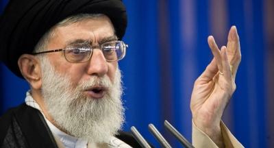 Hamaney: ABD halk ile yönetimi karşı karşıya getirmek istiyor