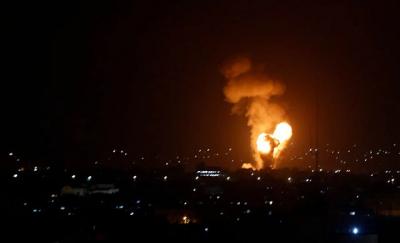 Hamas, İsrail'e 130 roket attığını açıkladı