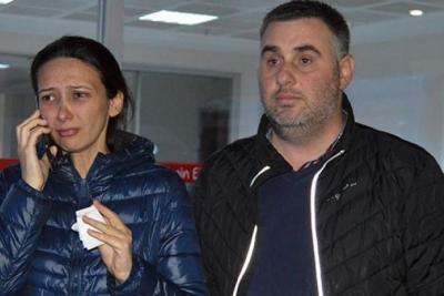 Hamile kadını darp eden saldırgan serbest bırakıldı!