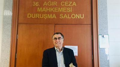 Hasan Cemal'e Silvan yazısı nedeniyle 3 ay 20 gün hapis