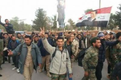 Haseke'den bin 500 sivil Suriye ordusuna katıldı