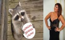 Hayvan derisi giyen Sibel Can, kadın haklarından bahsetti