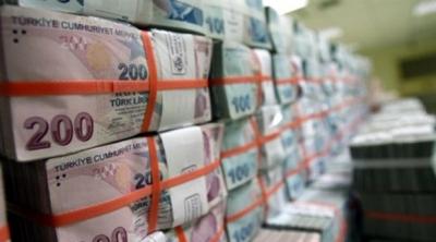 Hazine 9 milyar 79,1 milyon TL borçlandı