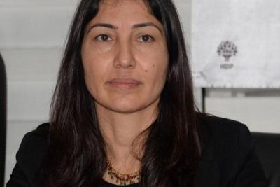 HDP Milletvekili Leyla Birlik tahliye edildi