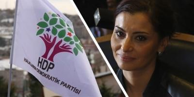 HDP'den Hande Fırat'a: Bir kere de bizi yayına bağlayın merak ettiğiniz soruları cevaplayalım