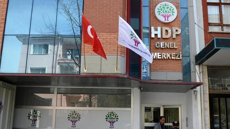 HDP'den kayyum açıklaması: Bu sadece HDP'nin ve Kürt halkının sorunu değildir; susmayın, susmak onaylamaktır