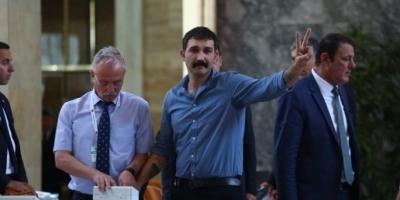 HDP'li Barış Atay: Kültür sanat alanındaki baskı ve sansürle ilgili kamuoyu yaratacağız