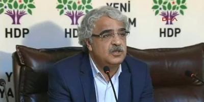 HDP'li Mithat Sancar: Anketlere güvenmeyin, baraj sorunumuz var