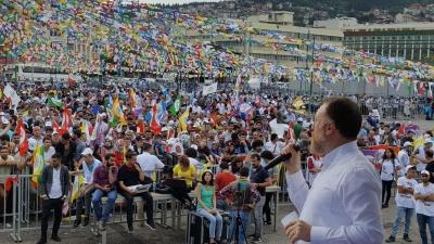HDP'li Temelli: Baraj yıkılınca Erdoğan sorunu çözülecek