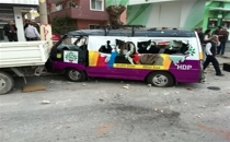 HDP'nin seçim minibüsü şoförü ölü bulundu!