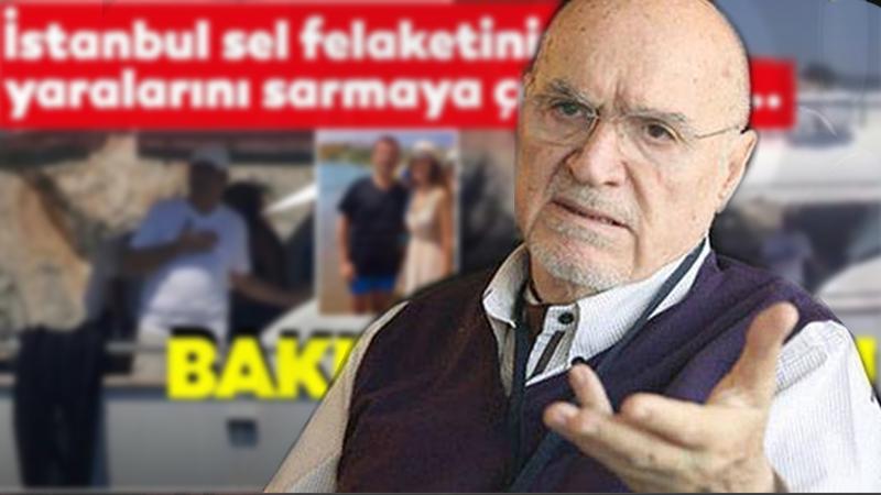 Hıncal Uluç'tan gazetesi Sabah'a: İmamoğlu olmasa gazete boş kalacak!