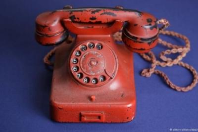 Hitler'in telefonu satışa çıkarıldı