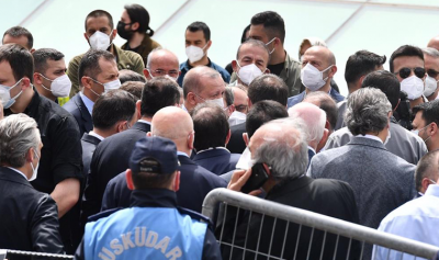 HKP, Erdoğan'ın katıldığı cenaze töreni hakkında suç duyurusunda bulundu