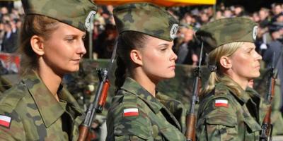 Hollanda'da kadınlara zorunlu askerlik