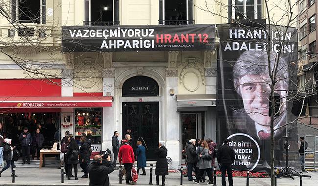 Hrant Dink davasında 2 tahliye!