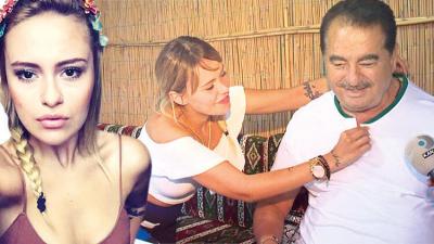 İbrahim Tatlıses, 26 yaşındaki Gülçin Karakaya ile evlendi
