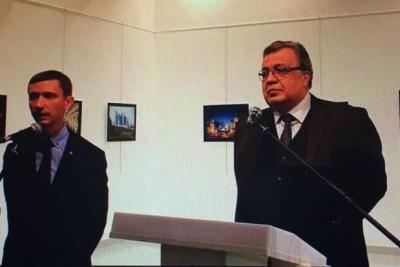 İçişleri Bakanı Soylu'dan ilk açıklama: Saldırgan polis