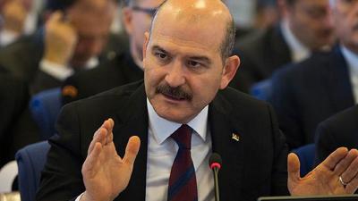 İçişleri Bakanı Süleyman Soylu hakkında suç duyurusu