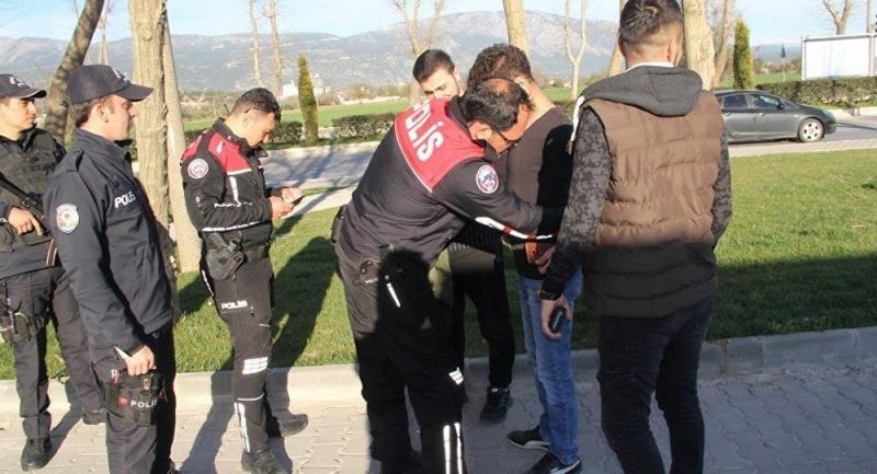 İçişleri Bakanlığı: 81 ilde aranan 2 bin 423 kişi yakalandı