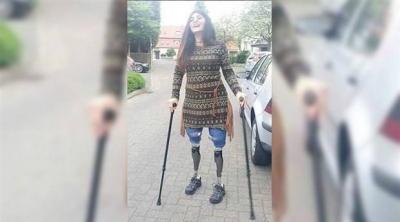 İçişleri Bakanlığı, bacaklarını kaybeden kadına tazminat ödeyecek