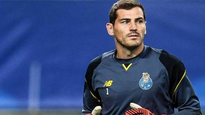 İdmanda kalp krizi geçiren Iker Casillas hastaneye kaldırıldı!