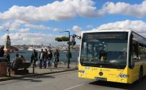 İETT: Kadın yolcular saat 22.00'den sonra istediği yerde otobüsten inebilecek