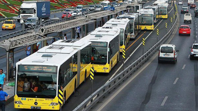 İETT: Metrobüs şikâyet başvuruları yüzde 8,6 azaldı