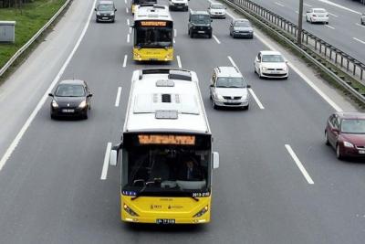 İETT otobüslerine kara kutu takıldı