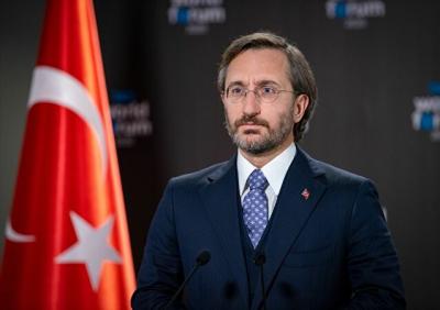 İletişim Başkanı Altun: Hain terör örgütü FETÖ Hrant'ı bizden koparalı 14 yıl oldu