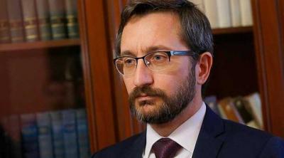 İletişim Başkanı Altun: 552 milyonu aşkın para toplandı