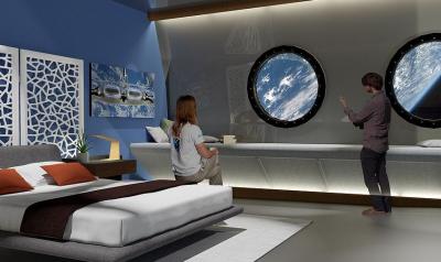 İlk uzay oteli müşterilerini 2027'de ağırlayacak